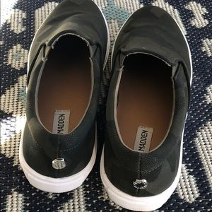 f997291b202 Steve Madden Ecentric slip-on sneaker Camo print
